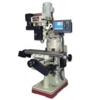 """ACER 3VS-II VERTICAL MILLING MACHINE WITH 9"""" X 49"""" TABLE AND ACU-RITE MILLPWR G2 CNC CONTROL"""