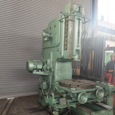 """ROCKFORD 20"""" VERTICAL SLOTTER WITH 36"""" ROTARY TABLE"""