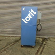 DONALDSON TORIT MODEL VS 1200 VIBRA SHAKE DUST COLLECTOR, 1200 CFM EXCELLENT CONDITION 3 HP MAIN MOTOR USA