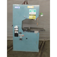 """VICTOR 24"""" VERTICAL BAND SAW VARIABLE SPEED MODEL DCM-6"""
