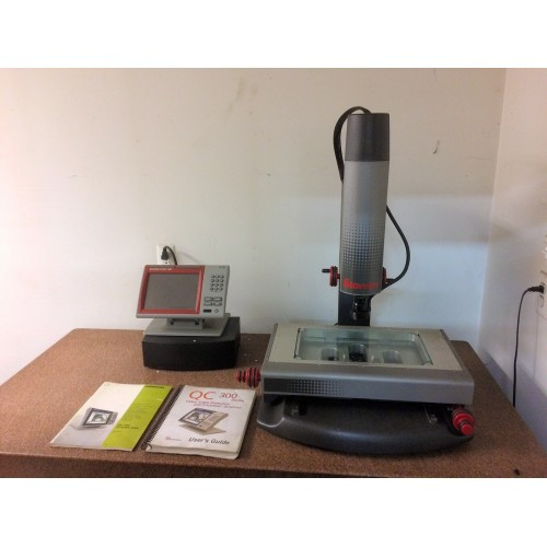 Computer Based Measuring Equipment : Starrett model ez qc fo general purpose video based