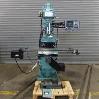 SOUTHWESTERN INDUSTRIES K3 CNC VERTICAL MILLING MACHINE WITH 10 X 50 TABLE PROTOTRAK M2 CNC CONTROL