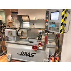 HAAS TL1 TOOLROOM LATHE 16'' Swing 30'' Centers Haas TL-1 CNC LATHE, Haas Control, 3-Jaw Chuck, HandWheels, 7.5 HP 2006 From Prototype Lab Mint Cond.