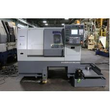 HYUNDAI-KIA MODEL SKT-160 CNC CHUCKER WITH FANUC Oi-TD CNC CONTROL 2010