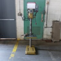 "POWERMATIC 15"" DRILL PRESS FLOOR MODEL 1150A 3/4 HP SINGLE PHASE"