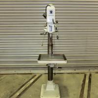"ARBOGA 18"" GEAR HEAD DRILL PRESS FLOOR TYPE MODEL G1304, S/N 188804"