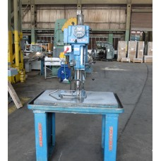 """CLAUSING 20"""" VARIABLE SPEED DRILL PRESS MODEL 2287 WITH PRODUCTION TABLE USA"""