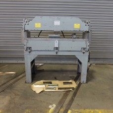 BANTAM 4' x 12 TON PNEUMATIC PRESS BRAKE MODEL B-412