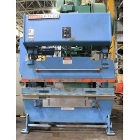 NIAGARA 55 TON x 6'MECHANICAL PRESS BRAKE NEW 1981 LOADED WITH TOOLING