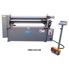 """GMC MACHINERY 4' x 3/16"""" POWER BENDING ROLL WITH HARDENED ROLLS AND CONE ATTACHMENT TAIWAN"""