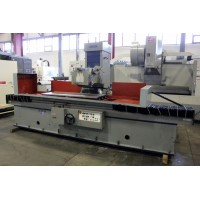 """SHARP 20"""" x 60"""" AUTOMATIC SURFACE GRINDER, TRAVELING COLUMN TYPE, 2-AXIS WITH POWER ELEVATION, 2002"""