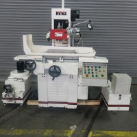 """JET 8"""" x 20"""" 3-AXIS AUTOMATIC SURFACE GRINDER WITH INCREMENTAL DOWNFEED, 8"""" x 20"""" ELECTRO-MAGNETIC CHUCK, DUST SUCTION AND COOLANT, OVER THE WHEEL DRESSER, HALOGEN WORK LIGHT"""