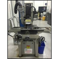OKAMOTO 618 LINEAR HAND FEED SURFACE GRINDER WITH DIGITAL READ OUT MODEL 618