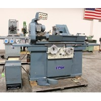 """JONES & SHIPMAN MODEL 1300 UNIVERSAL CYLINDRICAL GRINDER 10"""" x 27"""" cc WITH ID SPINDLE"""