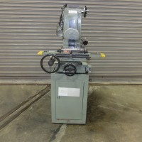 """BOYAR SCHULTZ CHALLENGER 6"""" x 12"""" HAND FEED SURFACE GRINDER MODEL H612 WITH WALKER PERMANENT MAGNETIC CHUCK"""