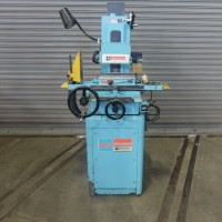 "BOYAR SCHULTZ 6"" x 12"" HAND FEED SURFACE GRINDER WITH BUILT IN DUST COLLECTOR MODEL H612 WALKER 6"" x 12"" FINE POLE PERMANENT MAGNETIC CHUCK"