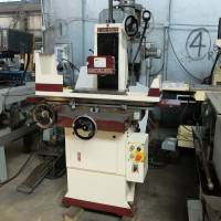 """CHEVALIER 6"""" x 18"""" HAND FEED SURFACE GRINDER HAND FEED BALL ROLLER MODEL 618-M WITH FINE POLE PERMANENT MAGNETIC CHUCK NEW 2000"""