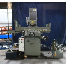 MITSUI TWO AXIS AUTOMATIC SURFACE GRINDER 8'' Width 18'' Length MITSUI MSG-250H2AH, TWO AXIS AUTOMATIC, NEW 1991 SURFACE GRINDER, FROM LAB, WITH CHUCK, COOLANT