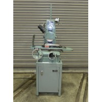 """HARIG 612 HAND FEED SURFACE GRINDER 6"""" x 12"""" WITH WALKER FINE POLE PERMANENT MAGNETIC CHUCK"""