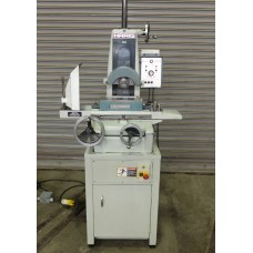 """HARIG 612 HAND FEED SURFACE GRINDER 6"""" x 12"""" WITH HITACHI FINE POLE ELECTRO-MAGNETIC CHUCK WITH WALKER VARIABLE CONTROL"""