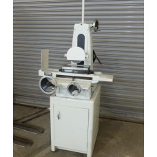 """HARIG 612 HAND FEED SURFACE GRINDER MODEL 612 6"""" x 12"""" WITH WALKER FINE POLE PERMANENT MAGNETIC CHUCK"""