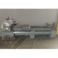 "SOUTH BEND TURNADO 17"" x 100""cc ENGINE LATHE FULLY TOOLED MODEL CL170H HARD WAYS STEADY REST 3-JAW CHUCK 4-JAW CHUCK NICE"