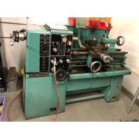 "HARRISON 13"" x 24""cc PRECISION TOOLROOM LATHE MODEL AA WITH TOOLING"