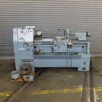 "PRO MASTER 13"" x 40"" HEAVY DUTY GEAR HEAD LATHE MODEL TNP 160 EUROPEAN"