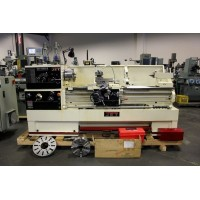 "JET GH-1860ZX ENGINE LATHE 18"" SWING x 60""cc FULLY EQUIPPED IMMACULATE CONDITION"