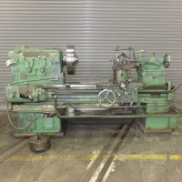 "MONARCH 32"" x 48""cc ENGINE LATHE WITH TOOLING"