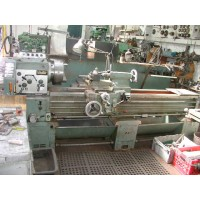 "VICTOR 20"" x 80""cc ENGING LATHE GAP BED INCH METRIC 3 1/8"" SPINDLE HOLE FULLY TOOLED TAPER ATTACHMENT VICTOR TAICHUNG TAIWAN"