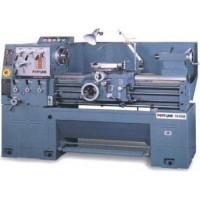 """FORTUNE 16"""" x 40"""" PRECISION ENGINE LATHE MODEL 1640GE GAP BED INCH METRIC FULLY TOOLED"""