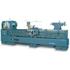 """FORTUNE 26"""" x 90""""cc HEAVY DUTY ENGINE LATHE MODEL CHD-2690 WITH 4.09"""" SPINDLE BORE"""