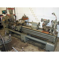 "FORTUNE VICTOR 20"" x 100""cc LATHE FULLY TOOLED"