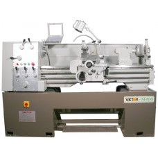 VICTOR 1440G PRECISION HIGH SPEED LATHE MFG. IN TAIWAN FULLY TOOLED