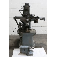"STEINEL HORIZONTAL VERTICAL MILLING MACHINE MODEL SH4 WITH 8"" X 29"" TABLE AND 30 TAPER SPINDLE"