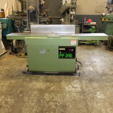 """GRIGGIO 12"""" WOOD JOINTER MODEL PF 310 MFG. IN ITALY"""