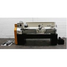 "LEBLOND-MAKINO 15"" x 54"" SERVO SHIFT ENGINE LATHE WITH INCH/METRIC THREADING NEW IN 1987"