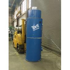 TORIT RVS-15 VIBRA SHAKE DUST COLLECTOR CARTRIDGE TYPE 7.5 HP 220 VOLT 3 PHASE DONALDSON TORIT