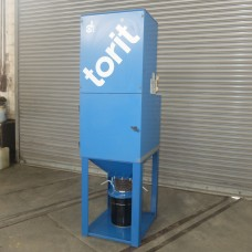 DONALDSON TORIT MODEL VS 550 DUST COLLECTOR, 550 CFM EXCELLENT CONDITION 1 HP MAIN MOTOR USA