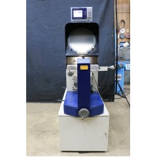 "MITUTOYO 14"" Optical Comparator Model PH14LS with Quadra Chek C 200 DRO"
