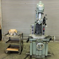 MOORE MODEL 1 1/2B  JIG BORER REMANUFACTURED BY MOORE WITH LARGE ASSORTMENT OF TOOLING