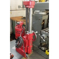 """KWIK WAY MODEL FX SMALL ENGINE AUTOMOTIVE BORING BAR AND STORM VULCAN MODEL BCTV SMALL ENGINE AUTOMOTIVE BORING BAR 1.75"""" CAPACITY TO 3.75"""" CAPACITY WITH TOOLING AND STAND"""