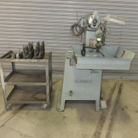 SUNNEN HONING MACHINE MODEL MB 1290; LOADED WITH TOOLING!