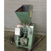 """FOREMOST 5 HP PLASTIC GRANULATOR MODEL HD-1 WITH 10"""" x 10"""" OPENING"""