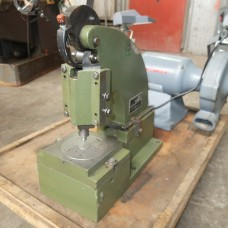 DIACRO #1 HAND PUNCH 4 TON CAPACITY BENCH TYPE EXCELLENT CONDITION