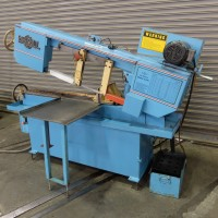 "DO ALL 9"" x 16"" HORIZONTAL CUT OFF SAW MODEL C 916M WITH COOLANT USA"