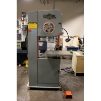 "DO ALL 2013V VERTICAL BAND SAW 20"" CAPACITY VARIABLE SPEED USA"