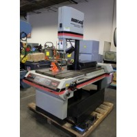 "MARVEL SERIES 8 MARK II 18"" x 20"" ALL MECHANICAL UNIVERSAL VERTICAL BAND SAW TILT COLUMN EXCELLENT CONDITION 2001"