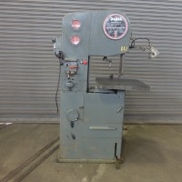 "DO ALL 16"" VARIABLE SPEED VERTICAL BAND SAW MODEL 1612-1 WITH BLADE WELDER GRINDER"